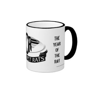"RED CARPET RATS ""TYOTR"" Ringer Mug"