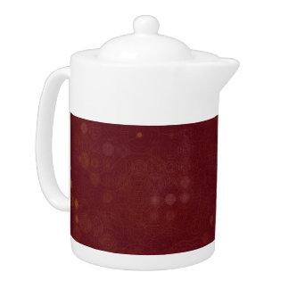 Red Carpet Teapot