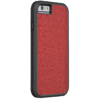 Red Carpet Velvet iPhone 6 Plus Case TOUGH xTREME