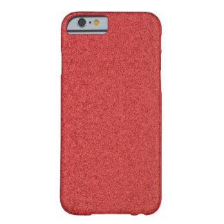 Red Carpet Velvet Sleek iPhone 6 Case