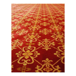 Red Carpet - WOWCOCO Letterhead