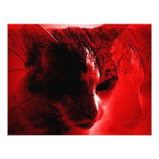 Red Cat Custom Announcements