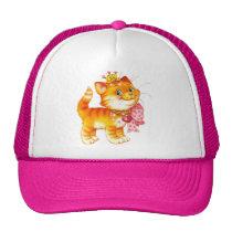 red cat trucker hats