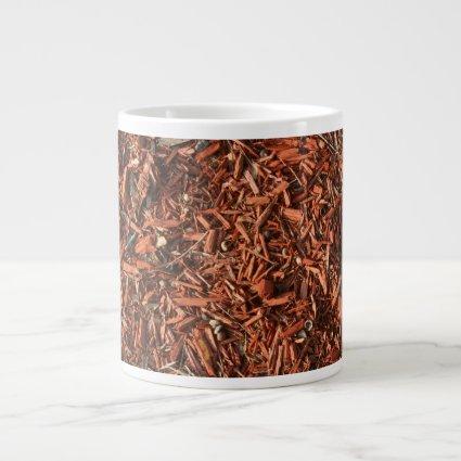 Red cedar mulch with debris extra large mug