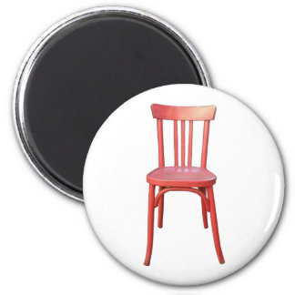 Red Chair Magnet