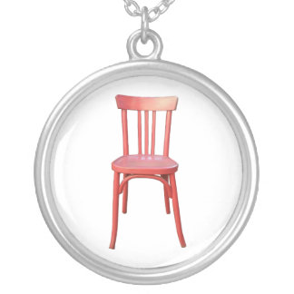 Red Chair Necklace