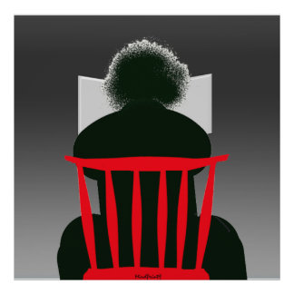 Red Chair Posters
