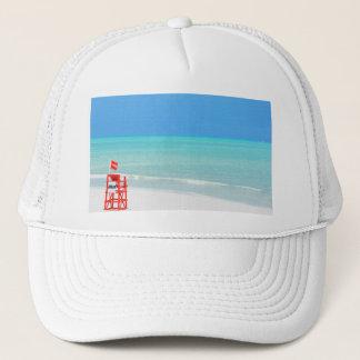 Red Chair Trucker Hat