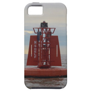 Red Channel Buoy iPhone 5 Case