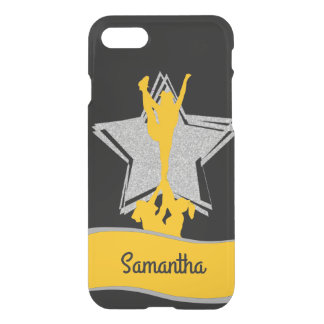 Red Cheerleader Flyer personalized iphone 7 case