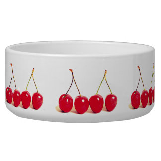 Red Cherries Bowl