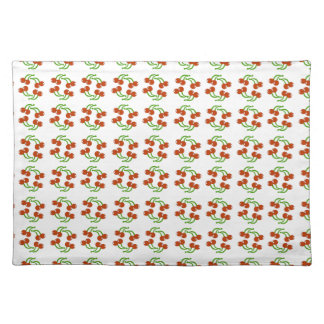 Red Cherries Cute Style Placemat
