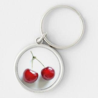 Red Cherries Keychain