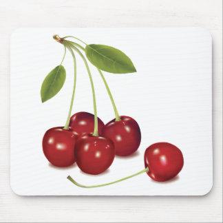 RED Cherries! Mousepad
