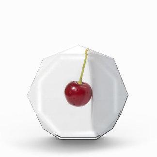 Red Cherry Berry Acrylic Award