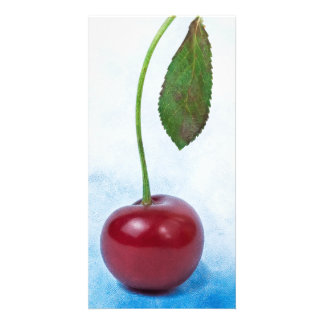 Red cherry berry: The Graduate Card