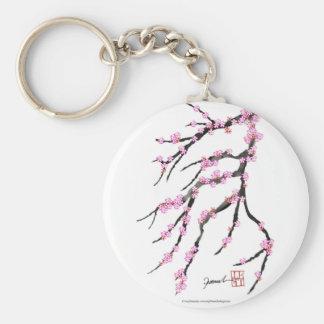 Red Cherry Blossom 32, Tony Fernandes Keychain