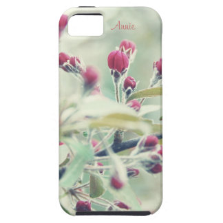 Red Cherry Blossom iPhone 5 Case