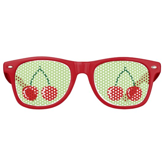 92fad3b05d3c Red cherry party shades