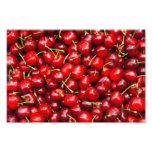 Red Cherry Photo Art