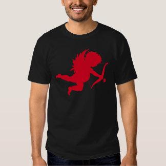 RED CHERUB SILHOUETTE.png Shirt