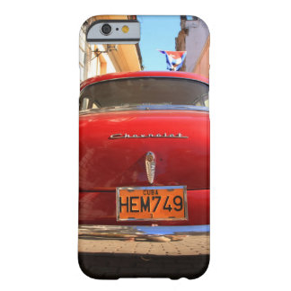 Red Chevrolet Barely There iPhone 6 Case