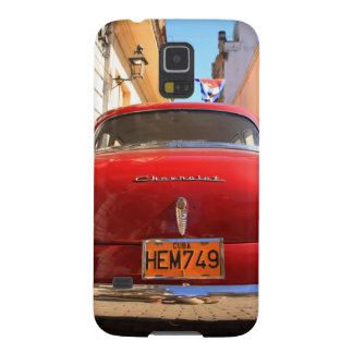 Red Chevrolet Galaxy S5 Case