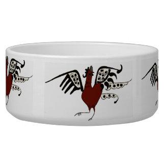 Red Chicken Bowl