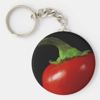 Red chili keychain