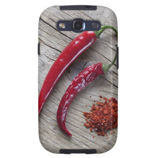 Red Chili Pepper Galaxy SIII Covers