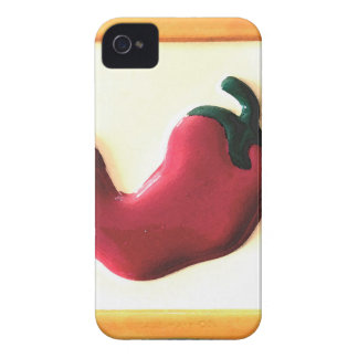 Red Chili Pepper iPhone 4 Cover
