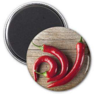 Red Chili Pepper Magnet