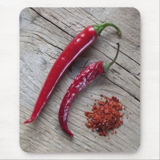 Red Chili Pepper Mousepads
