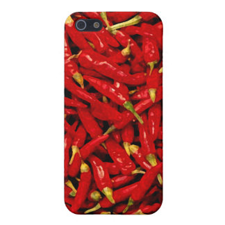 Red Chili Peppers iPhone 5 Covers