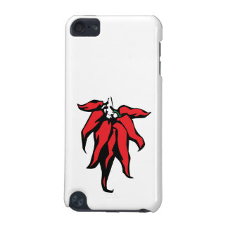 Red Chili Peppers On a String Graphic iPod Touch 5G Case