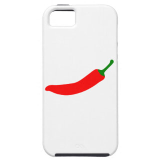 Red Chilli iPhone 5 Cases