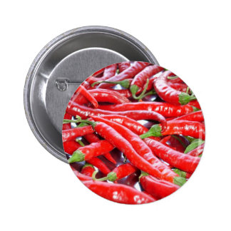 Red Chilli Peppers Pins