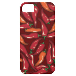 Red Chilli Peppers iPhone 5 Case