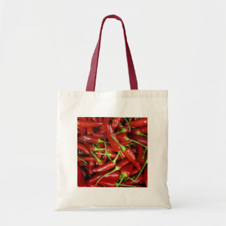 Red Chilli Peppers Gift Range Tote Bag