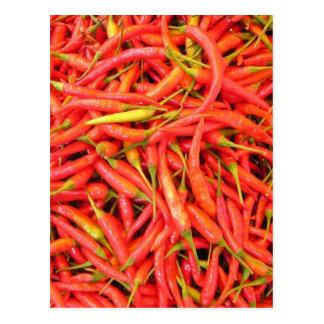 Red Chilli's Postcard