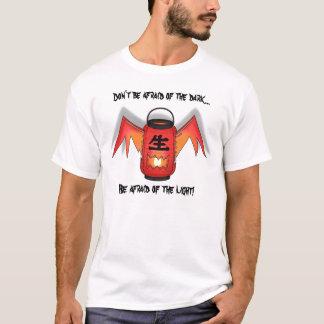 Red Chouchin-obake (Paper Lantern Ghost) T-Shirt