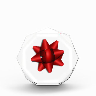 Red Christmas Bow Awards