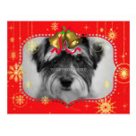 Red Christmas Photo Frame Gifts Postcards