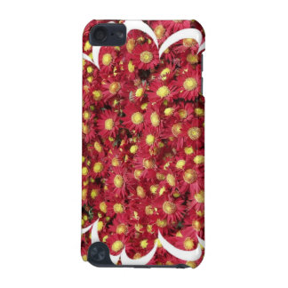 Red Chrysanthemums iTouch Case iPod Touch (5th Generation) Cover