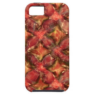 Red Cinnamon Gems iPhone 5 Cover