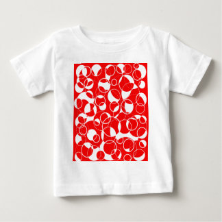 Red circles baby T-Shirt