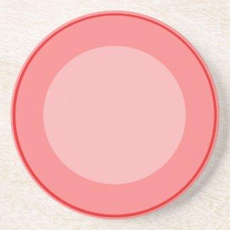 Red Circles coaster