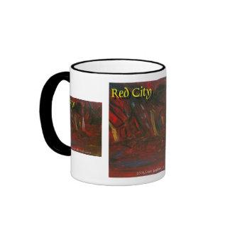 red city coffee mugs