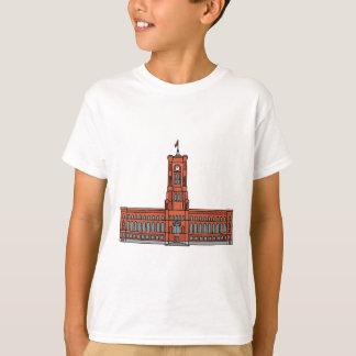 Red City Hall Berlin T-Shirt