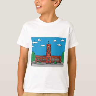 Red Cityhall in Berlin T-Shirt